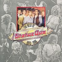 Cover Status Quo - The Best Of Status Quo 1972-1986