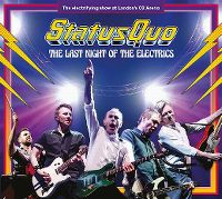 Cover Status Quo - The Last Night Of The Electrics