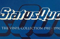 Cover Status Quo - The Vinyl Collection 1981-1996