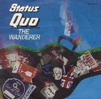 Cover Status Quo - The Wanderer
