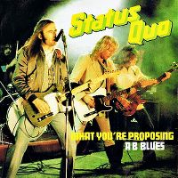 Cover Status Quo - What You're Proposing