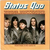 Cover Status Quo - Young Pretender