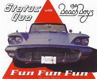 Cover Status Quo & The Beach Boys - Fun, Fun, Fun