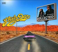 Cover Steely Dan - Collected