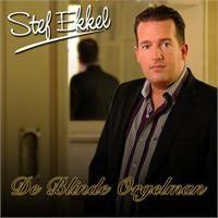 Cover Stef Ekkel - De blinde orgelman