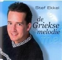 Cover Stef Ekkel - De Griekse melodie