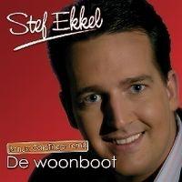 Cover Stef Ekkel - De woonboot