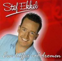 Cover Stef Ekkel - Een koffer vol dromen