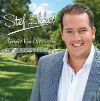 Cover Stef Ekkel - Geniet van het leven