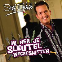 Cover Stef Ekkel - Ik heb je sleutel weggesmeten