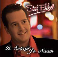 Cover Stef Ekkel - Ik schrijf je naam