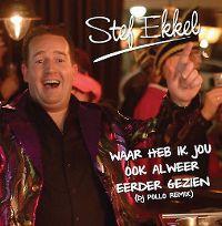 Cover Stef Ekkel - Waar heb ik jou ook alweer eerder gezien
