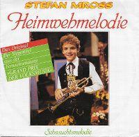 Cover Stefan Mross - Heimwehmelodie