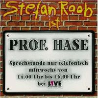 Cover Stefan Raab - Prof. Hase