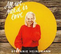 Cover Stefanie Heinzmann - All We Need Is Love