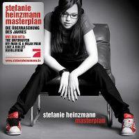Cover Stefanie Heinzmann - Masterplan
