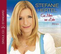 Cover Stefanie Hertel - Ein Meer aus Liebe (Biscaya)