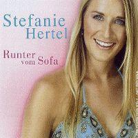 Cover Stefanie Hertel - Runter vom Sofa