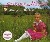 Cover Stefanie Hertel - Über jedes Bacherl...