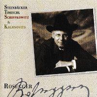 Cover Steinbäcker / Timischl / Schiffkowitz / Kolonovits - Rosegger