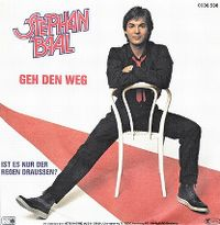 Cover Stephan Baal - Geh den Weg