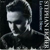 Cover Stephan Eicher - La chanson bleue