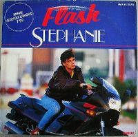 Cover Stéphanie - Flash