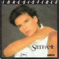 Cover Stéphanie - Irresistible