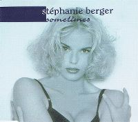 Cover Stéphanie Berger - Sometimes
