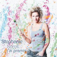 Cover Stéphanie Soreil - J'ai promis