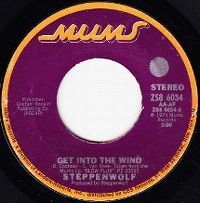 Cover Steppenwolf - Get Into The Wind
