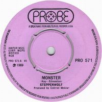 Cover Steppenwolf - Monster