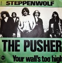 Cover Steppenwolf - The Pusher