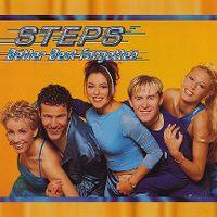 Cover Steps - Better Best Forgotten