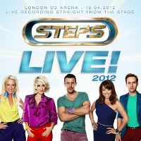 Cover Steps - Live! 2012
