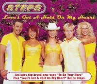 Cover Steps - Love's Got A Hold On My Heart