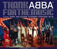 Cover Steps, Tina Cousins, Cleopatra, B*Witched & Billie - Thank ABBA For The Music