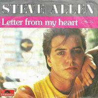 Cover Steve Allen - Letter From My Heart