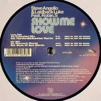 Cover Steve Angello & Laidback Luke feat. Robin S. - Show Me Love