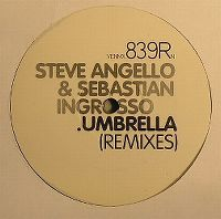 Cover Steve Angello & Sebastian Ingrosso - Umbrella Remixes