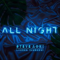 Cover Steve Aoki & Lauren Jauregui - All Night