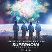 Cover Steve Aoki, Marnik & Lil Jon - Supernova (Interstellar)