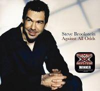 Cover Steve Brookstein - Against All Odds