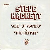 Cover Steve Hackett - Ace Of Wands