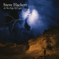 Cover Steve Hackett - At The Edge Of Light