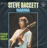 Cover Steve Hackett - Narnia