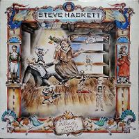 Cover Steve Hackett - Please Don't Touch