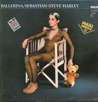 Cover Steve Harley - Ballerina (Prima Donna)
