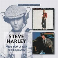 Cover Steve Harley - Hobo With A Grin / The Candidate