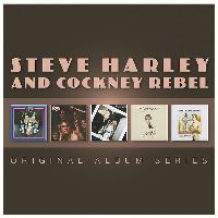 Cover Steve Harley And Cockney Rebel - Original Album Series